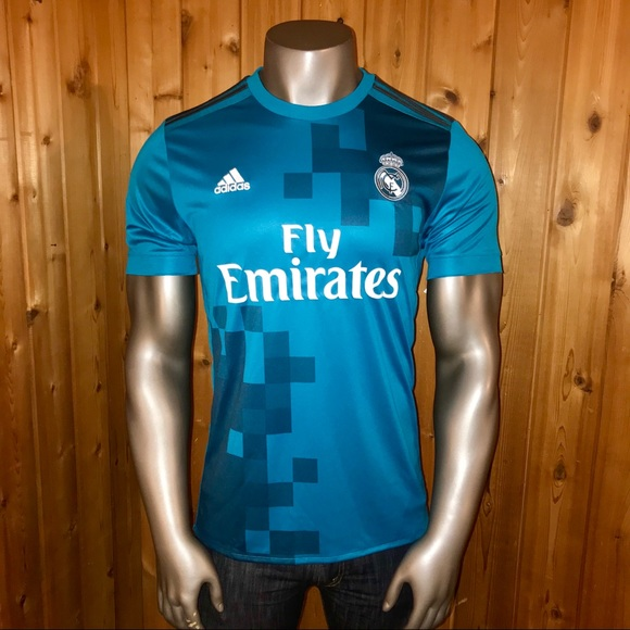 74d6439df Adidas 2017 2018 Real Madrid Soccer Jersey